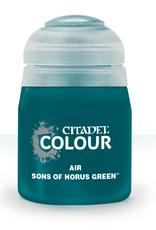Games-Workshop Air:Sons Of Horus Green (24Ml)