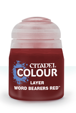 Games-Workshop Layer: Word Bearers Red (12Ml)