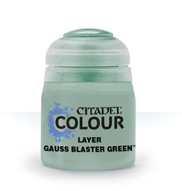 Games-Workshop Layer: Gauss Blaster Green (12Ml)