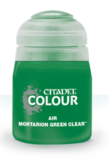 Games-Workshop Air: Mortarion Green (24Ml)
