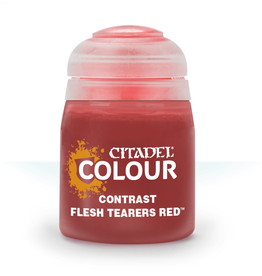 Games-Workshop Contrast: Flesh Tearers Red (18Ml)