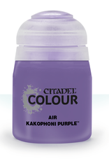 Games-Workshop Air: Kakophoni Purple (24Ml)