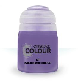 Games-Workshop Air:Kakophoni Purple (24Ml)
