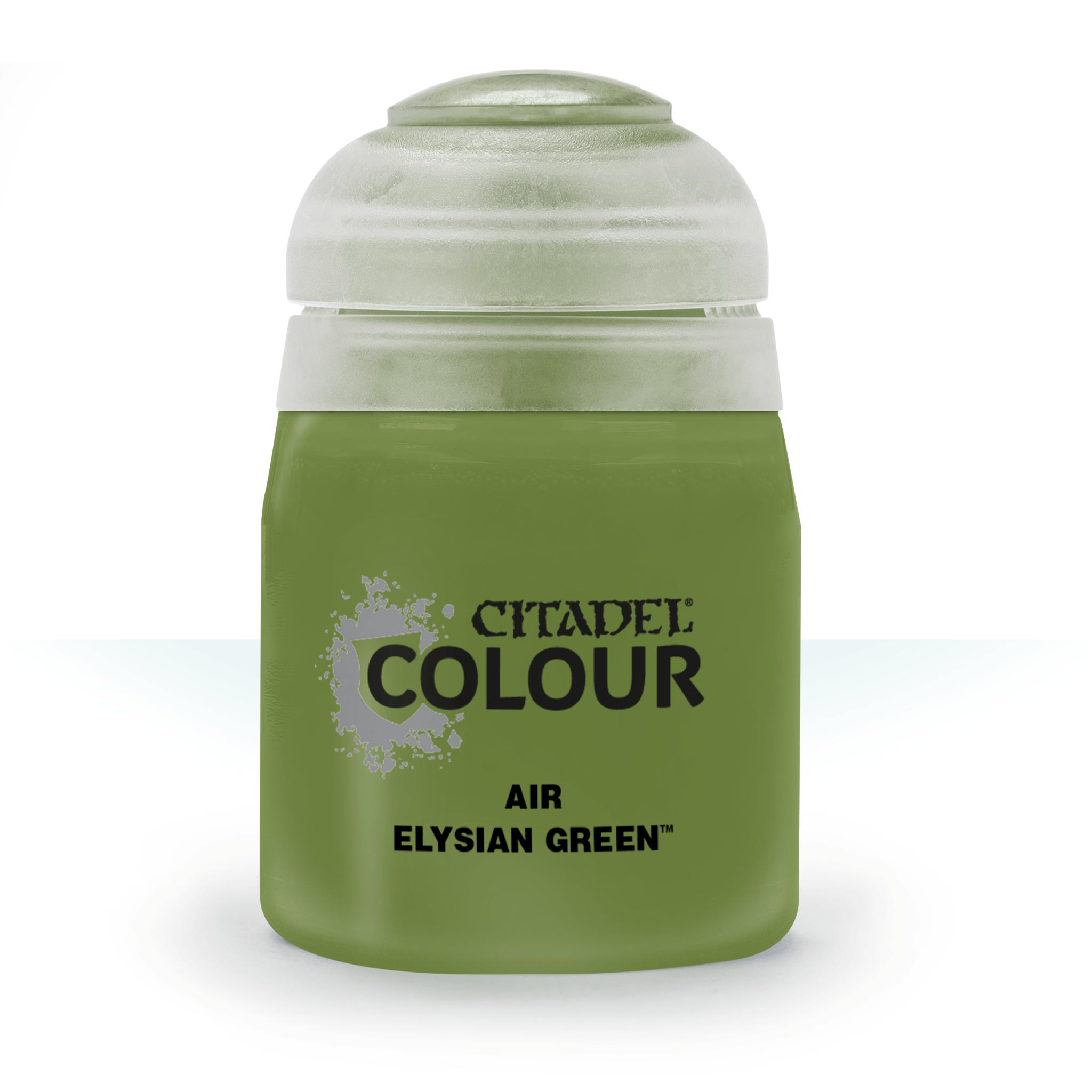 Games-Workshop Air: Elysian Green (24Ml)