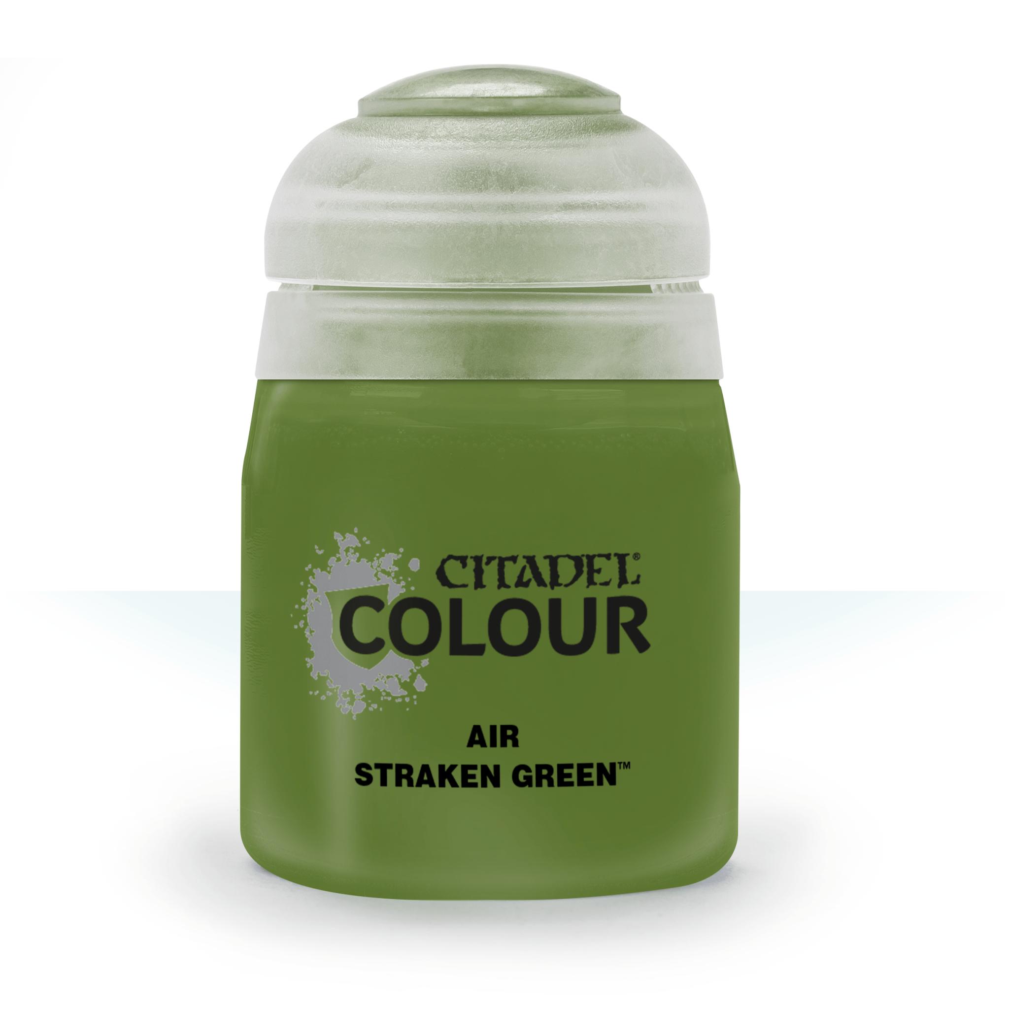 Games-Workshop Air: Straken Green (24Ml)