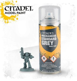 Games-Workshop Mechanicus Standard Grey Spray