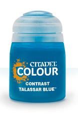 Games-Workshop Contrast: Talassar Blue (18Ml)