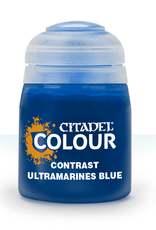 Games-Workshop Contrast: Ultramarines Blue (18Ml)