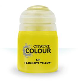 Games-Workshop Air: Flash Gitz Yellow (24Ml)