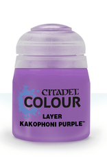 Games-Workshop Layer: Kakophoni Purple  (12Ml)