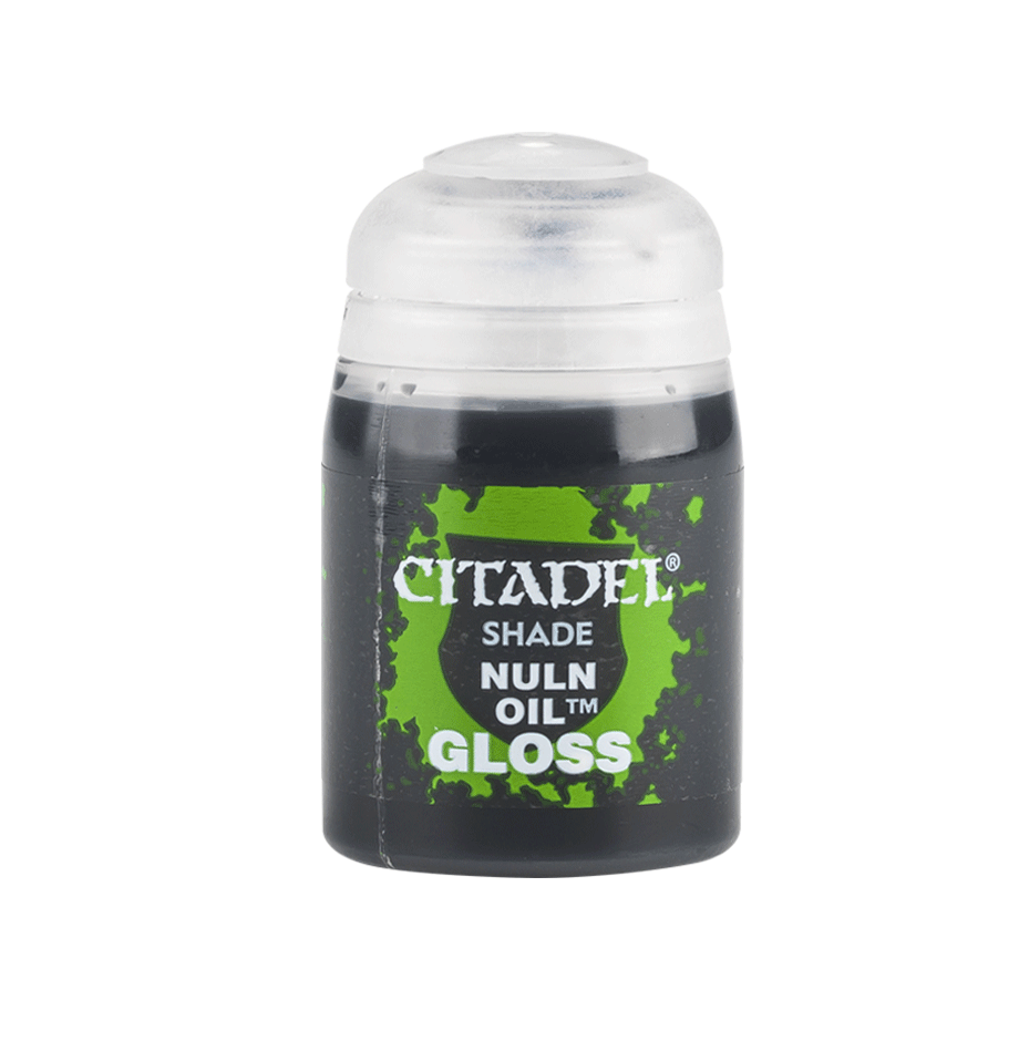 Games-Workshop Shade: Nuln Oil Gloss (24Ml)