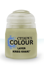Games-Workshop Layer: Krieg Khaki (12Ml)