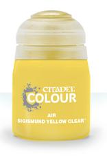 Games-Workshop Air:Sigismund Yellow Cl (24Ml)