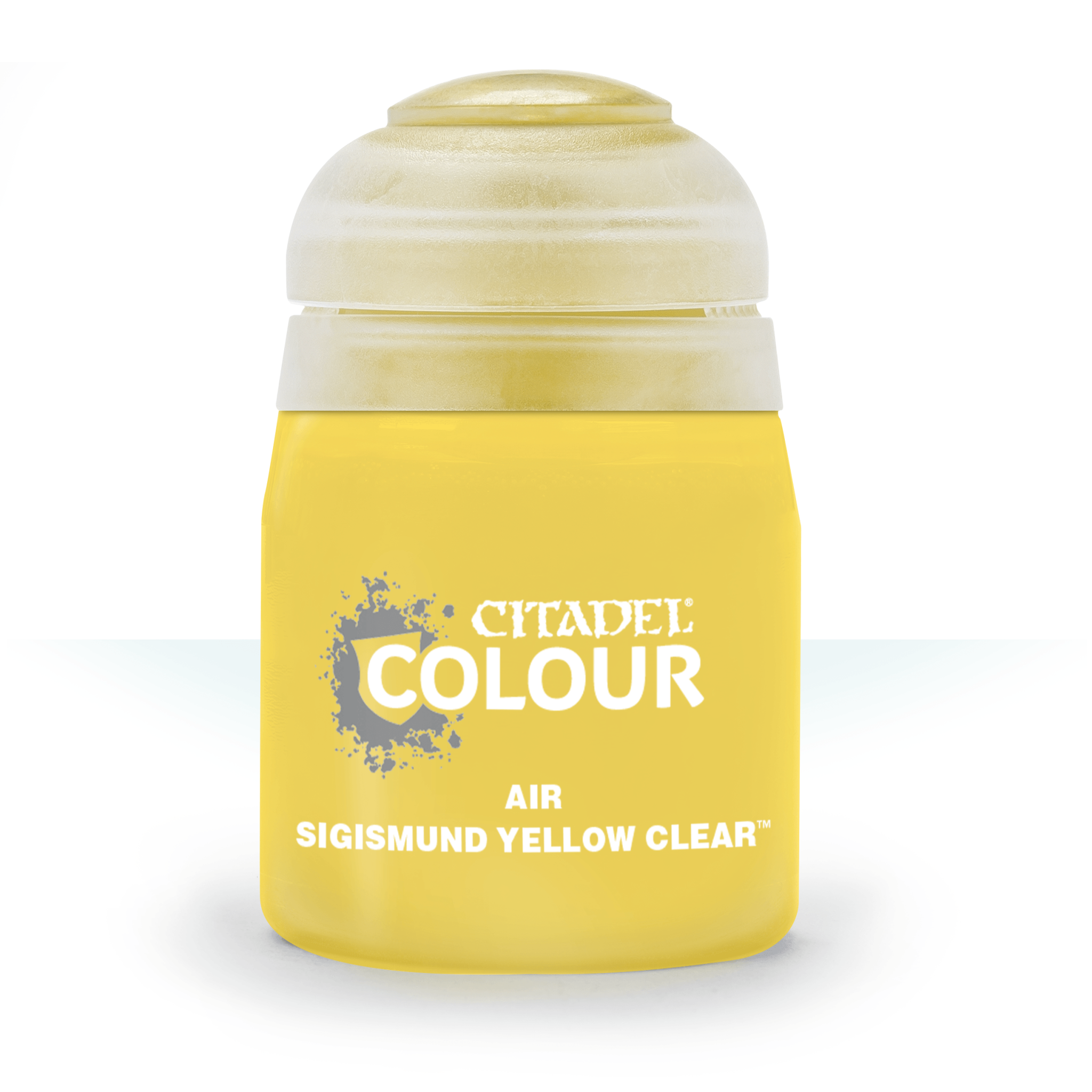Games-Workshop Air:Sigismund Yellow Clear (24Ml)