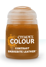 Games-Workshop Contrast: Snakebite Leather (18Ml)