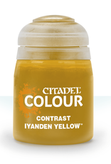 Games-Workshop Contrast: Iyanden Yellow (18Ml)