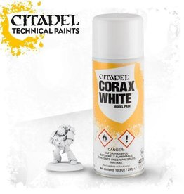 Games-Workshop Corax White Spray