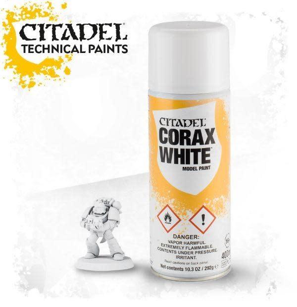 Games-Workshop Corax White Spray