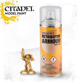 Games-Workshop Retributor Armour Spray