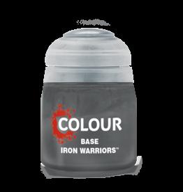 Games-Workshop Base: Iron Warriors (12Ml)
