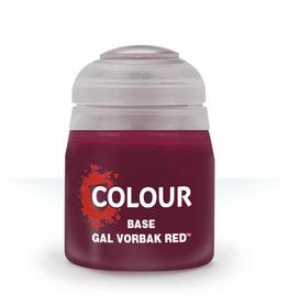 Games-Workshop Base: Gal Vorbak Red (12Ml)