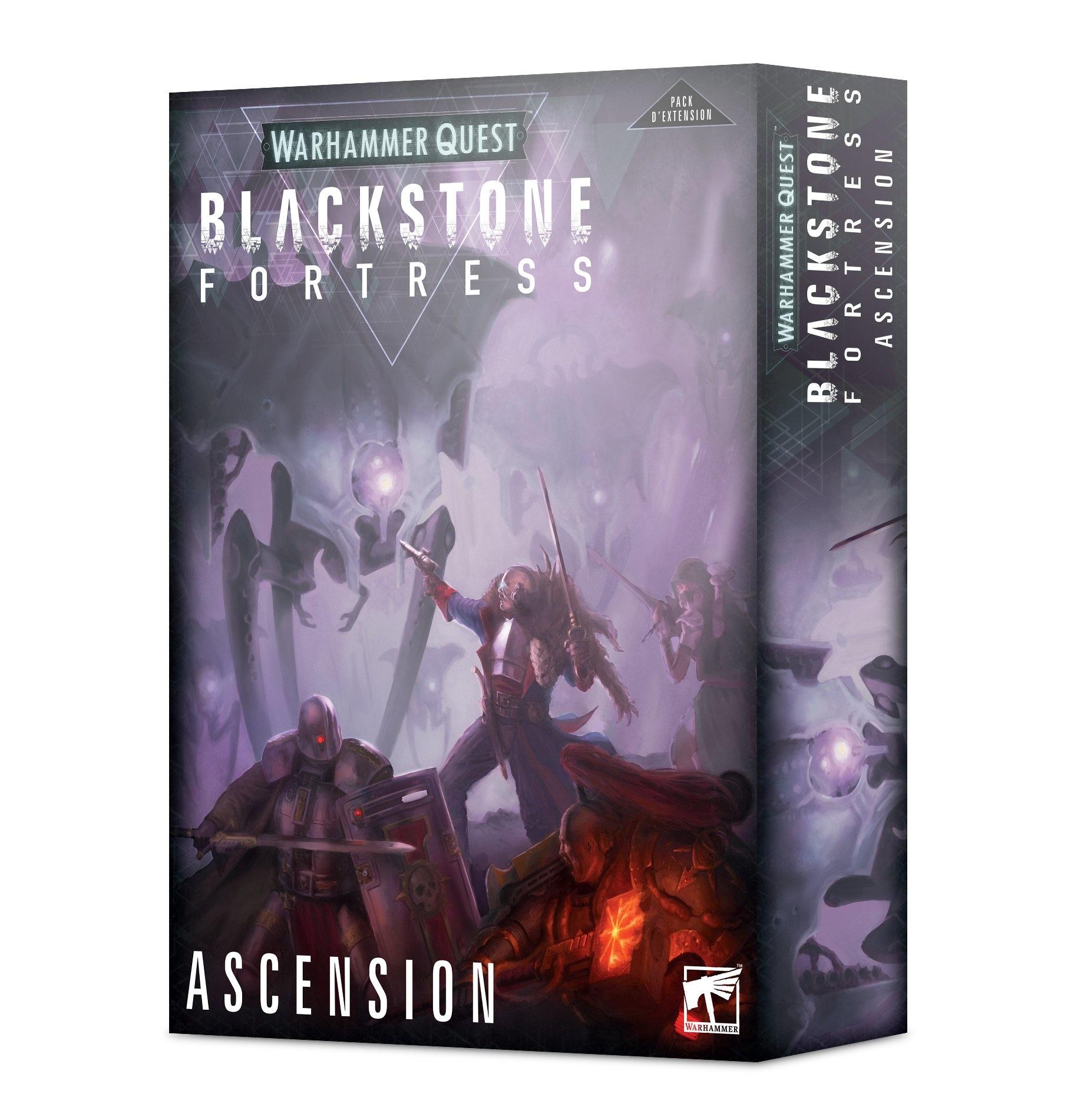 Games-Workshop Warhammer Quest: Blackstone Fortress: Ascension