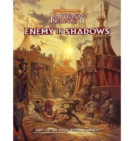 Cubicle 7 Warhammer Fantasy Roleplay, 4th Edition: Enemy in Shadows - Enemy Within Campaign Vol 1 (Director's Cut)