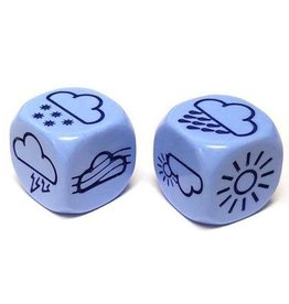 Chessex Chessex Opaque 18mm D6 Weather Dice