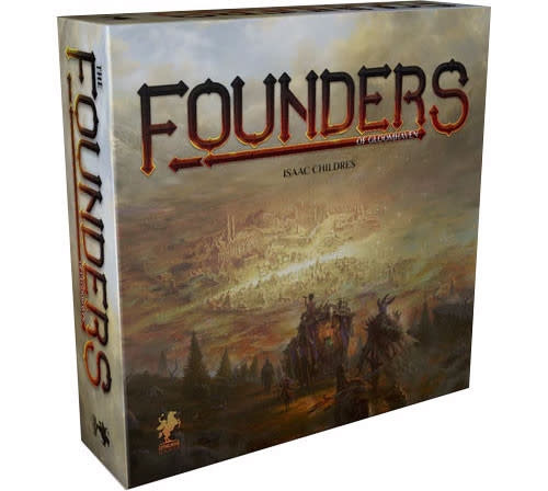Cephalofair Games Founders of Gloomhaven