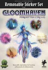 Cephalofair Games Gloomhaven: Forgotten Circles Removable Sticker Set