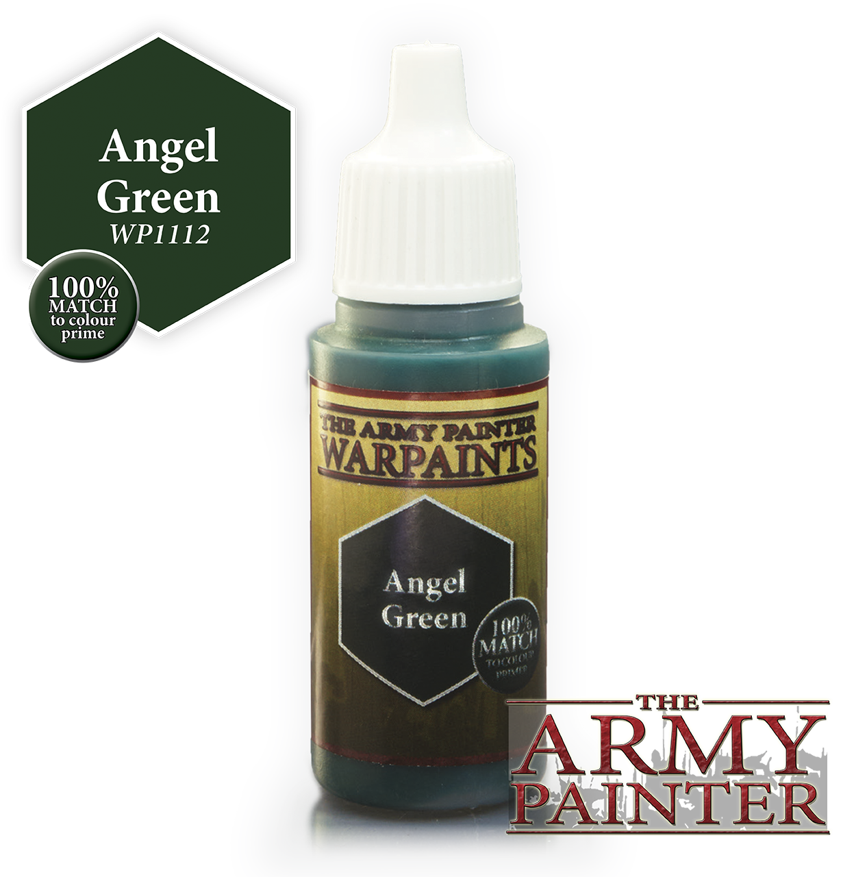 The Army Painter Warpaint Angel Green