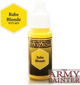 The Army Painter Warpaint Babe Blonde