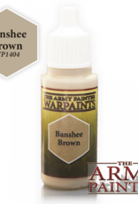 The Army Painter Warpaint Banshee Brown
