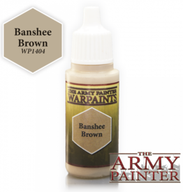 The Army Painter Warpaint Banshee Brown