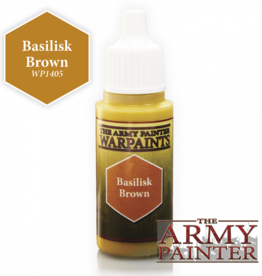 The Army Painter Warpaint Basilisk Brown