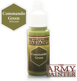 The Army Painter Warpaint Commando Green