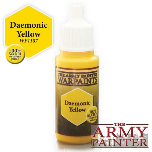 The Army Painter Warpaint: Daemonic Yellow