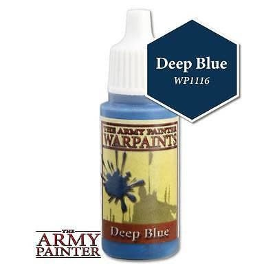 The Army Painter Warpaint Deep Blue
