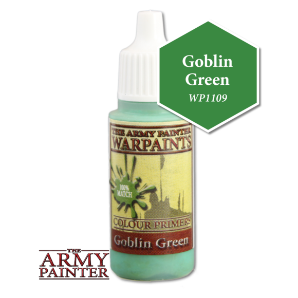 The Army Painter Warpaint Goblin Green