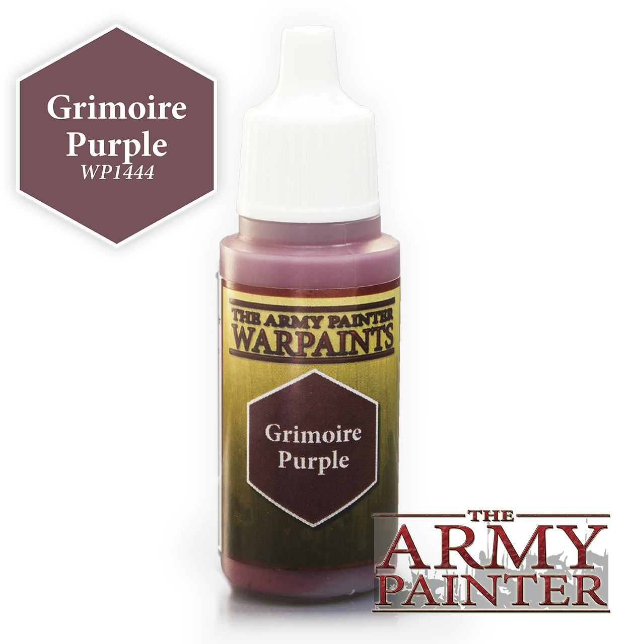 The Army Painter Warpaint Grimoire Purple