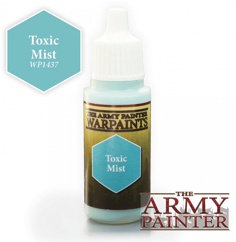 The Army Painter Warpaint Toxic Mist