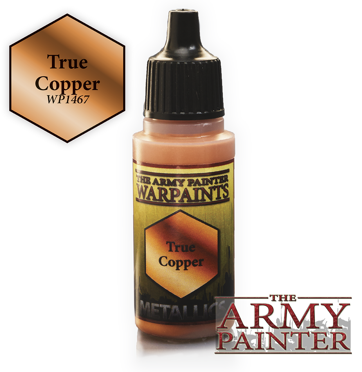 The Army Painter Warpaint True Copper