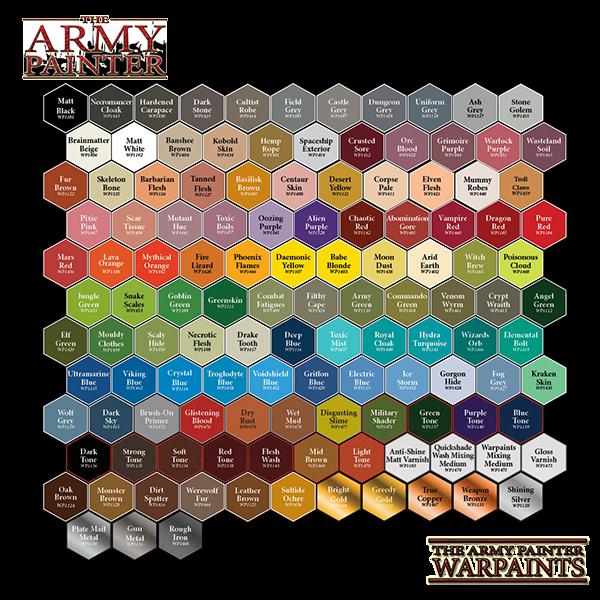 The Army Painter Warpaint Uniform Grey