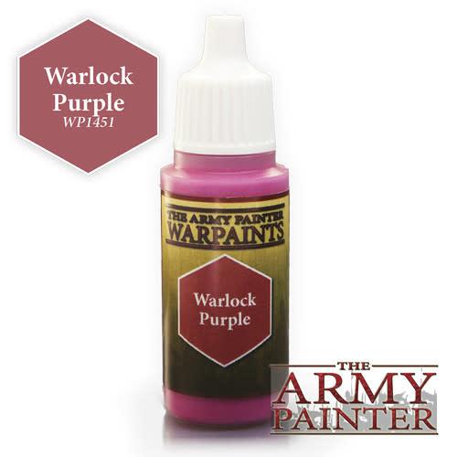 The Army Painter Warpaint Warlock Purple
