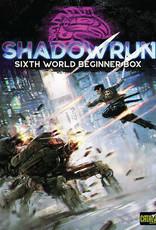 Catalyst Game Lab Shadowrun, 6th Ed.: Beginner Box