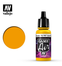 Vallejo Game Air: Gold Yellow, 17 ml.