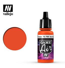 Vallejo Game Air: Hot Orange, 17 ml.