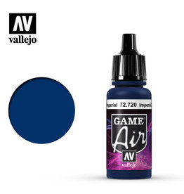 Vallejo Game Air: Imperial Blue, 17 ml.