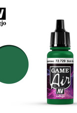 Vallejo Game Air: Sick Green, 17 ml.