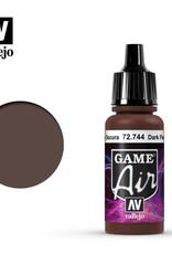 Vallejo Game Air: Dark Fleshtone, 17 ml.